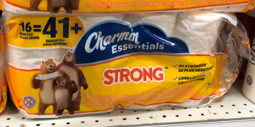 HUGE Charmin & Bounty Packs as Low as Under $6 Each at Office Depot/OfficeMax