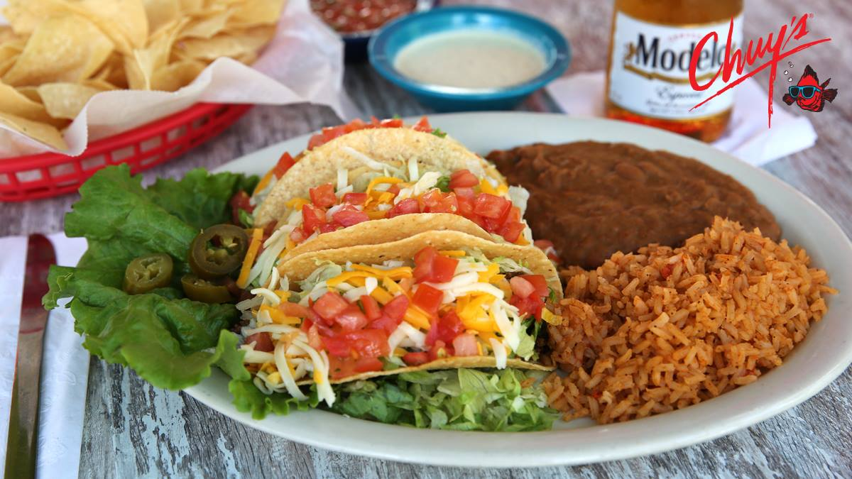 National Taco Day Free Food and Deals 2020 – Chuy's