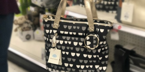 50% Off Cloud Island Diaper Bags & Accessories at Target (In-Store & Online)