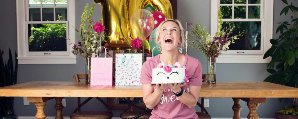 collin celebrating hip2save birthday
