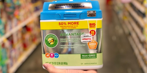 $5 Off New Comforts Baby Formula at Kroger (Just Use Your Phone)