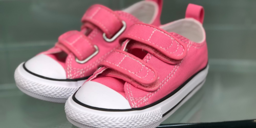 Kid's Converse Shoes as Low as $15 (Regularly $50) + Free Shipping for Kohl's Cardholders