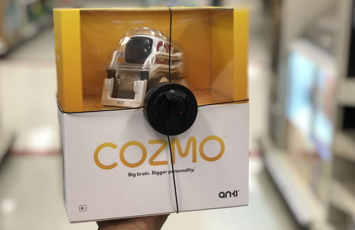 Top 2018 Christmas Toys for Amazon - Cozmo robot
