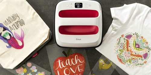 Cricut EasyPress 2 & Infusible Ink Accessory Bundle Only $184.95 Shipped (Regularly $258)