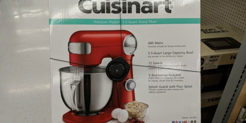 Cuisinart Stand Mixer Possibly Only $75 at Walmart (Regularly $200)