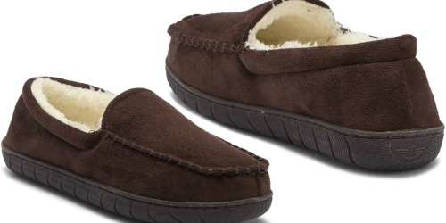 Nordstrom Rack: Dockers Men's Slippers Only $9.97 (Regularly $45)