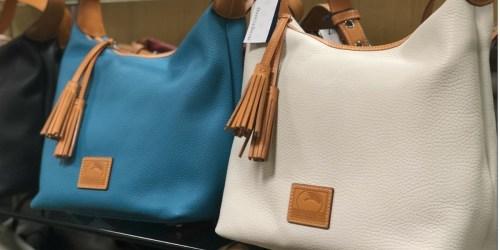 Dooney & Bourke Handbags Only $99 Shipped (Regularly $268)