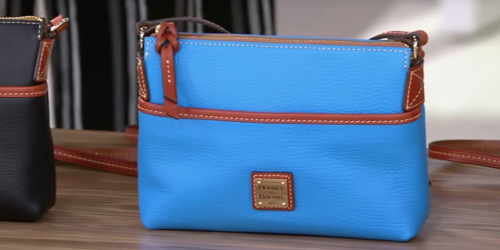 Up to 50% Off Dooney & Bourke Pebbled Bags + Free Shipping