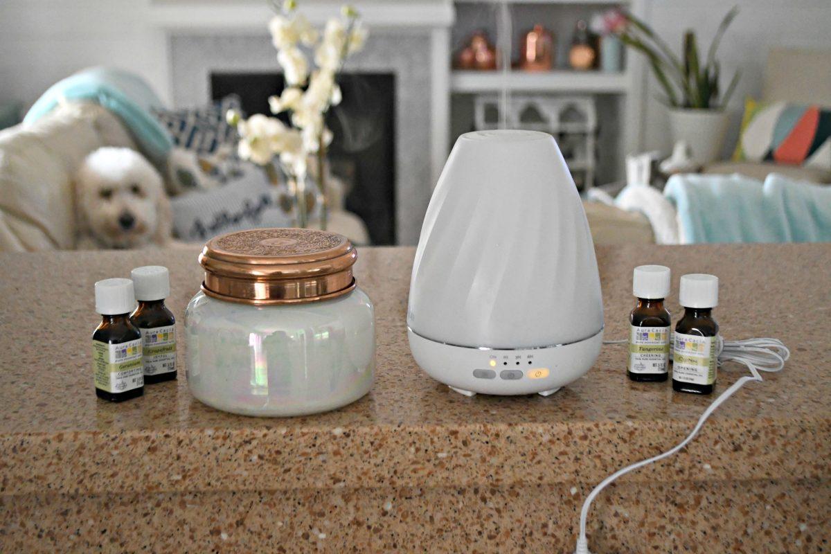 DIY Anthropologie Capri Candle Diffuser Scent – Diffuser and oils