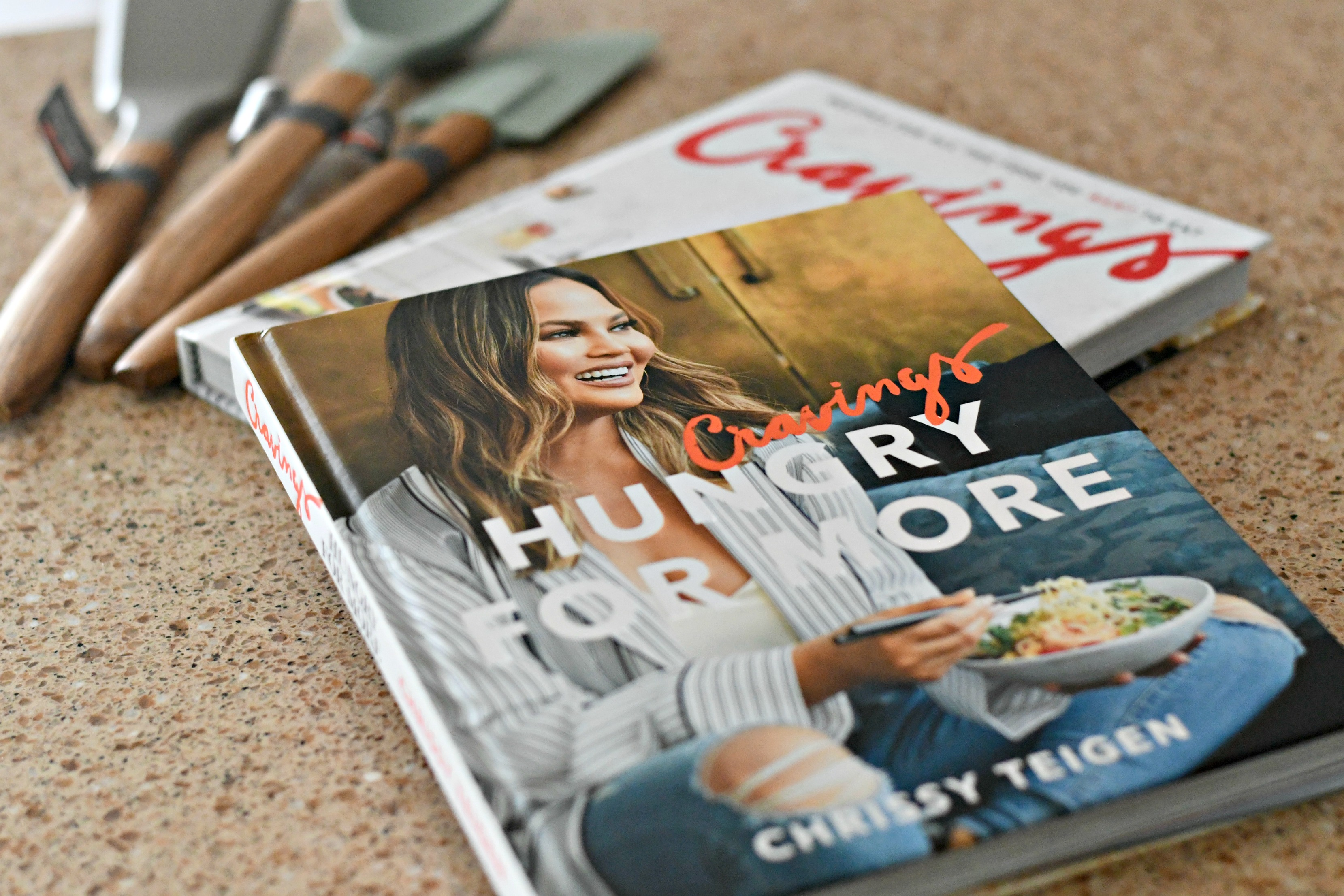 Cravings: Hungry for More Cookbook by Chrissy Teigen – the cookbook