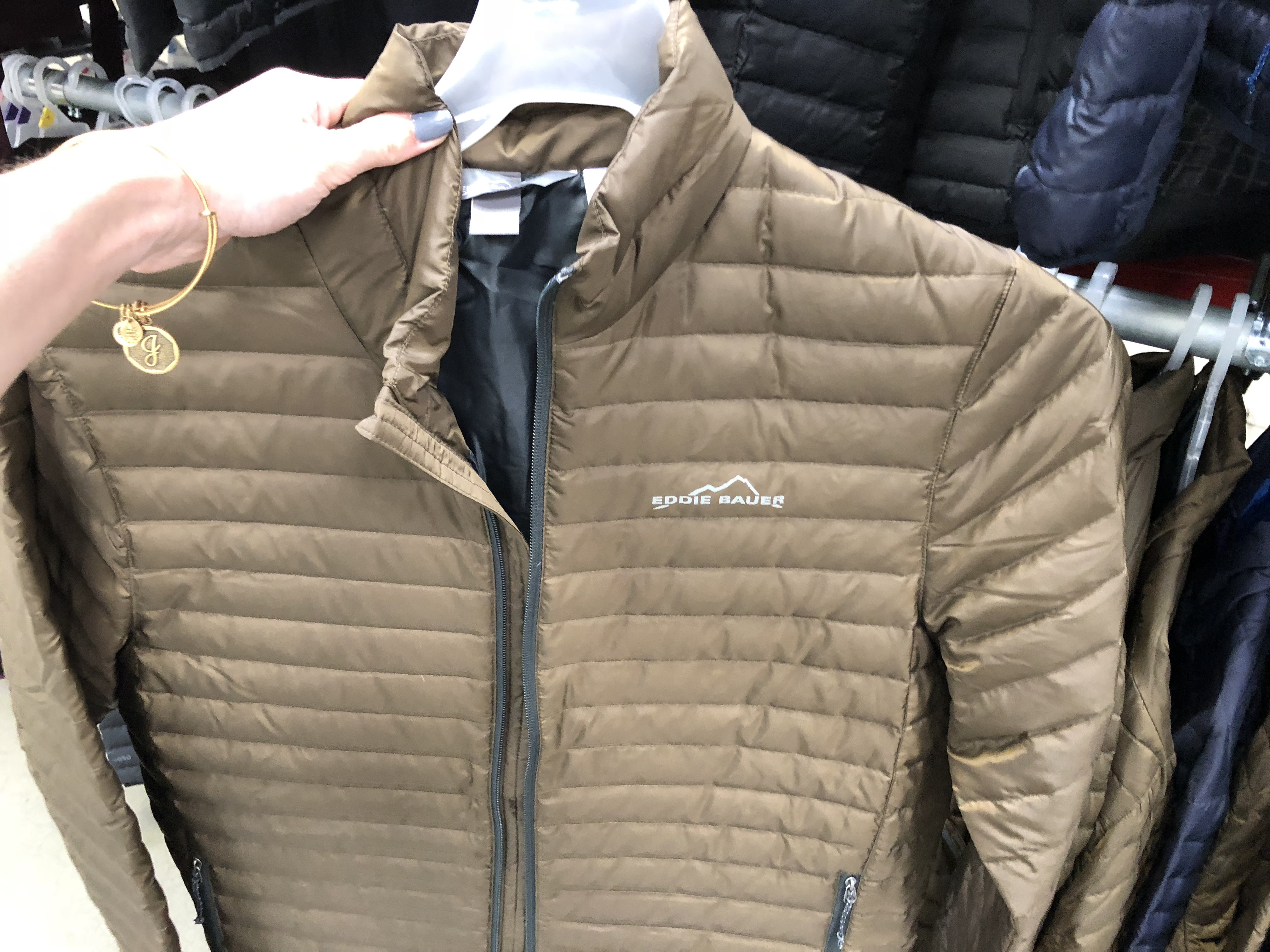 Things not to buy on Black Friday 2018 – eddie bauer brown jacket