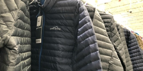 Eddie Bauer Men's or Women's Down Jacket Only $49.50 Shipped (Regularly $100)