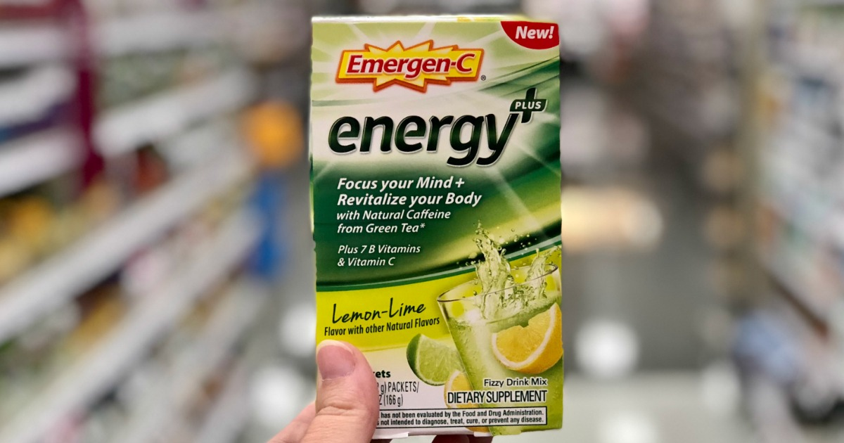 graphic about Emergen C Coupon Printable known as Up toward 75% Off Emergen-C Merchandise at Aim - Hip2Preserve