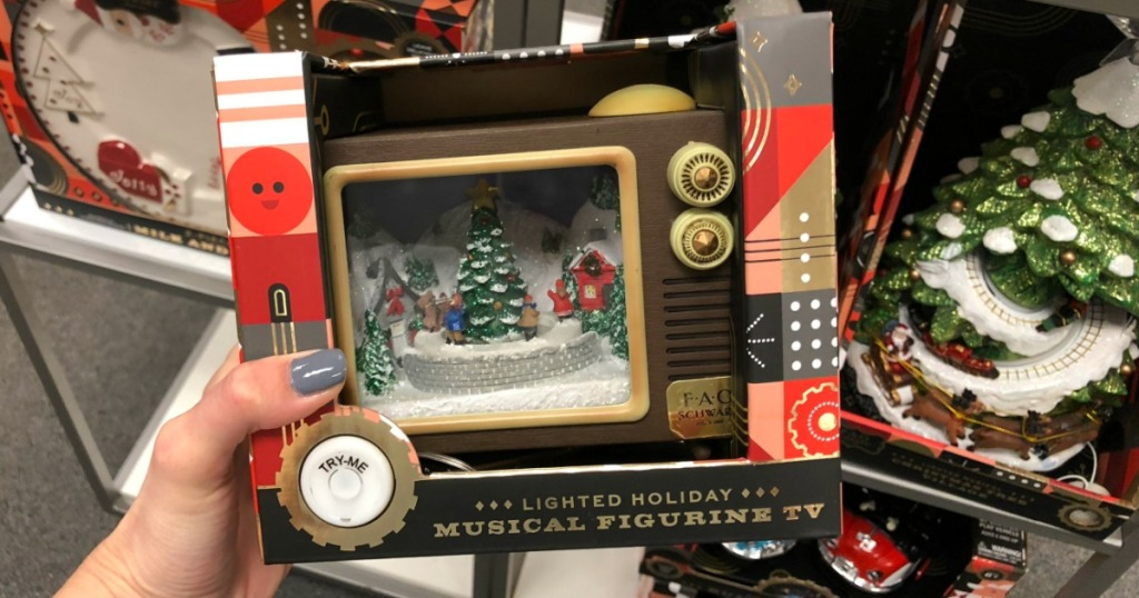 head on over to kohlscom where they are offering 40 off select fao schwarz christmas decor even sweeter these items are also on sale buy one