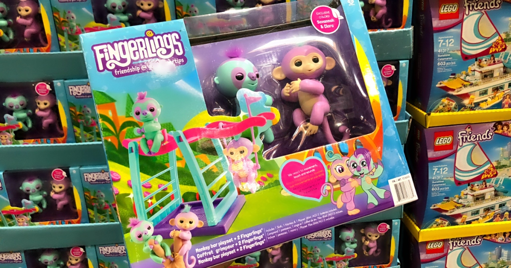 Fingerlings at Costco