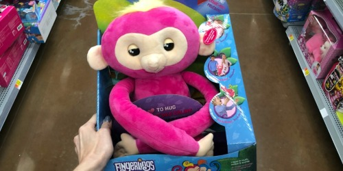 Fingerlings Hugs Monkey Only $20 Shipped + Many More Toy Deals
