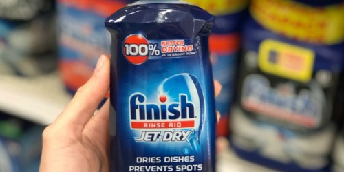 Finish Jet-Dry 23oz Bottles Just $4.56 Each Shipped on Amazon