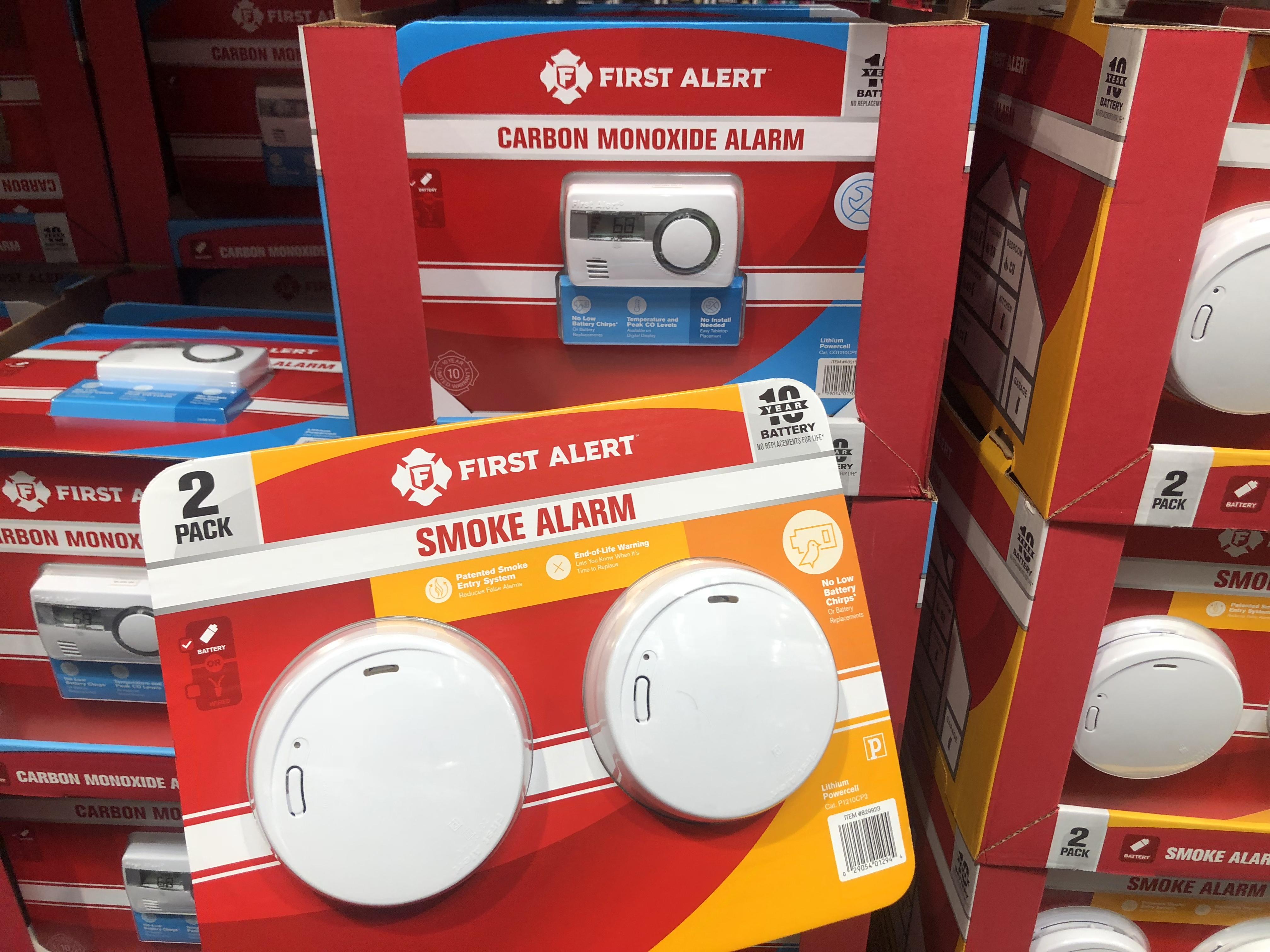 Costco deals October 2018 – First Alert at Costco