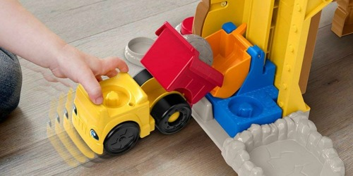 Fisher-Price Little People Construction Site Only $33.99 (Regularly $50) + More at Kohl's
