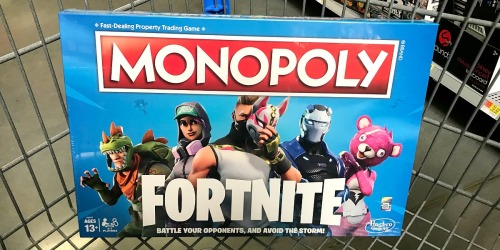 Monopoly Fortnite Edition Board Game Just $13.77 Shipped (Regularly $20)