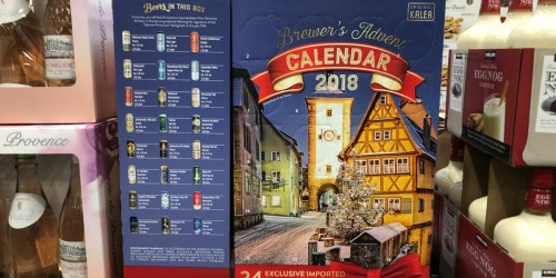 2018 German Beer Advent Calendar Only $59.99 at Costco Warehouse (Includes 24 Different Beers)