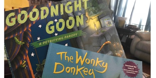 Goodnight Goon Only $7.99 w/ Purchase of Kid's Book at Barnes & Noble