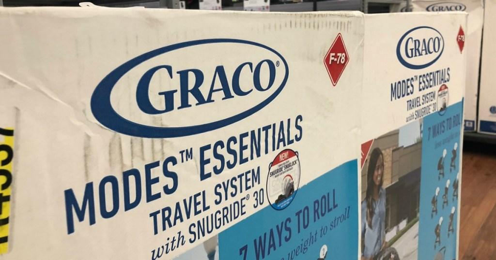 graco modes essentials travel system