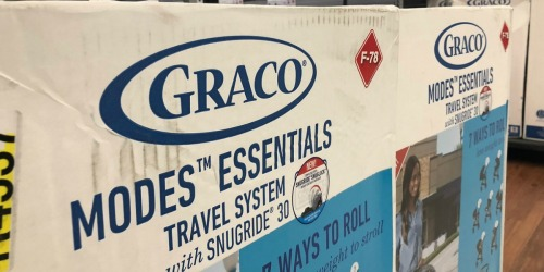 OVER 40% Off Graco Modes and UNO2DUO Travel Systems + Free Shipping