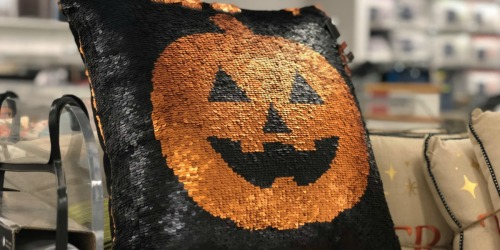 Fun Halloween Pillows Just $11 (Regularly $36) at Kohl's + More