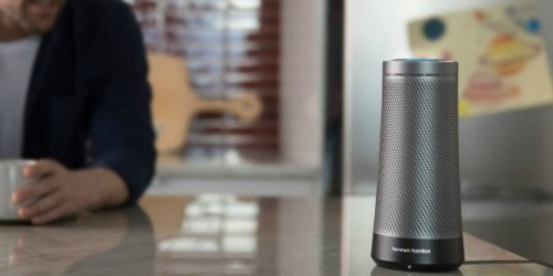 Harman Kardon Invoke Smart Bluetooth Speaker Only $39.99 Shipped (Refurbished)
