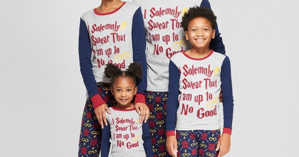 20% Off Matching Family Pajamas at Target (Halloween 407373ae9