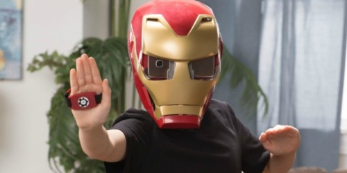 Best Buy: Hasbro Iron Man Augmented-Reality Experience Mask Only $29.99 (Regularly $50)