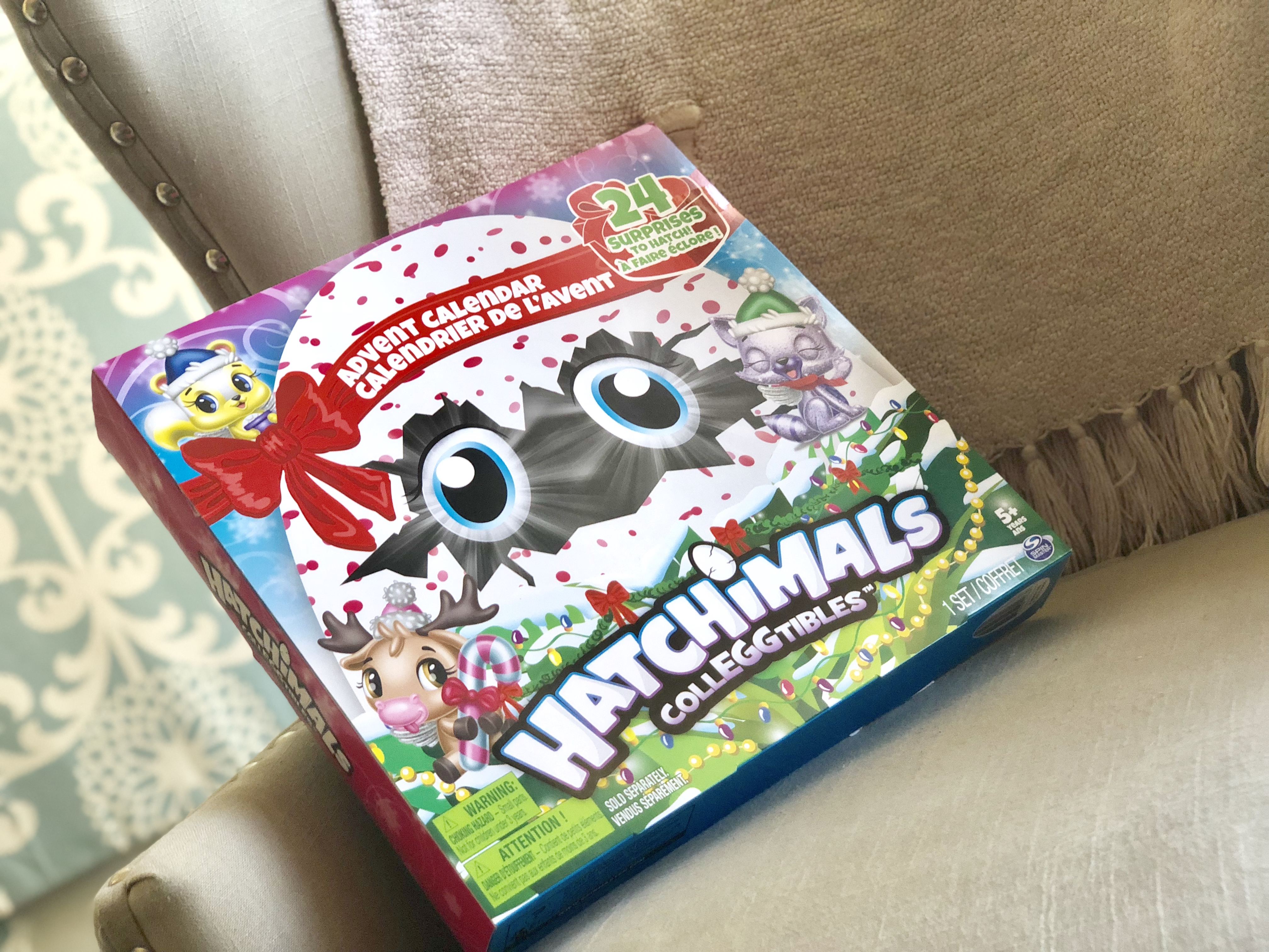 best 2018 advent calendars for kids and adults – Hatchimals Advent Calendar