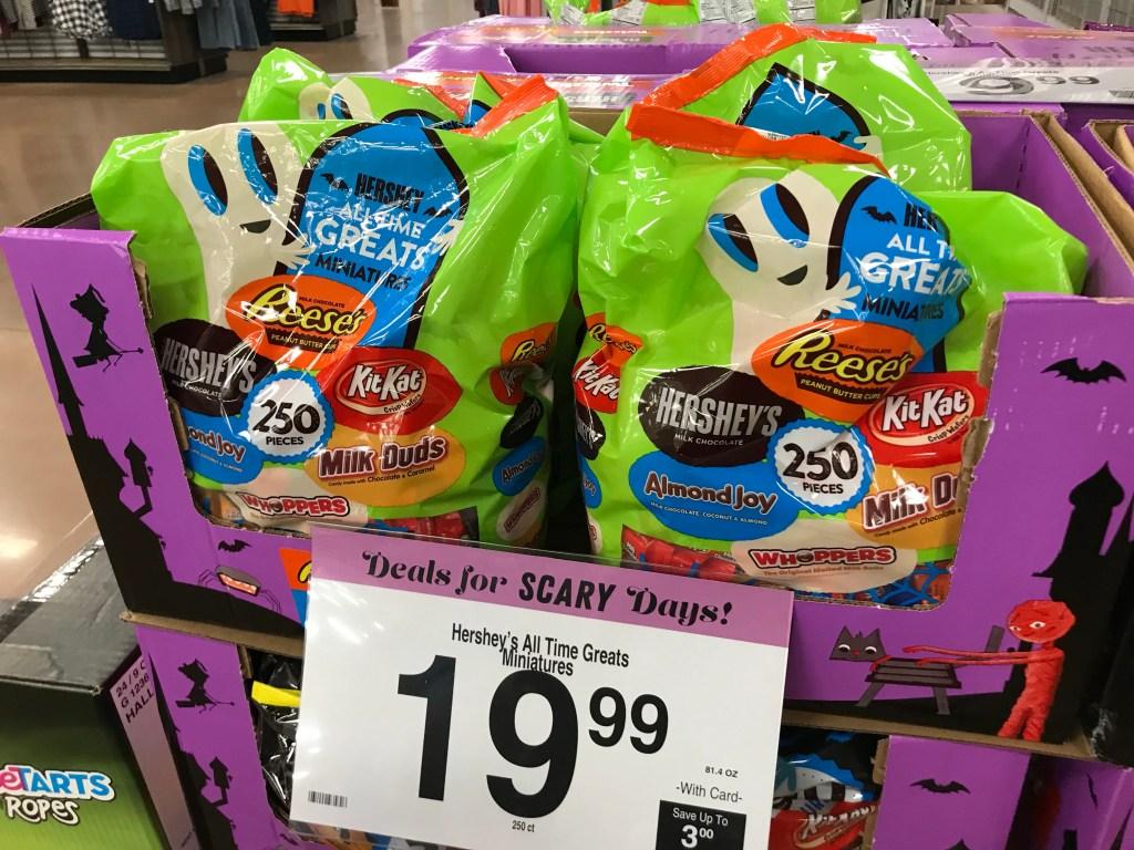 Kroger Sale: 50% Off Halloween Candy, 99¢ Kettle Chips