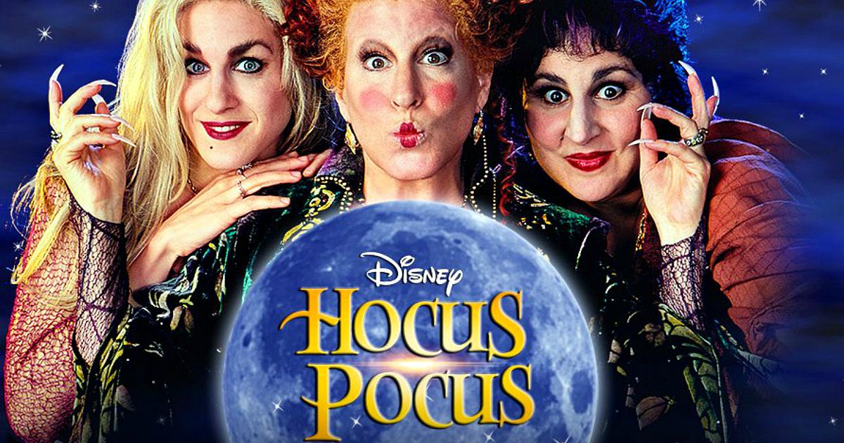 Hocus Pocus coming to AMC theatres