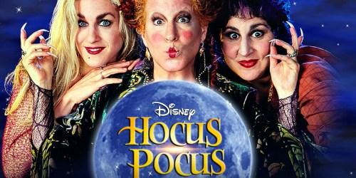 Spirit Halloween's Spooky Hocus Pocus Collection is Back