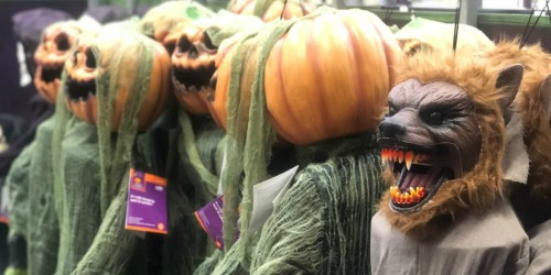Up to 50% Off Halloween Decor at Home Depot
