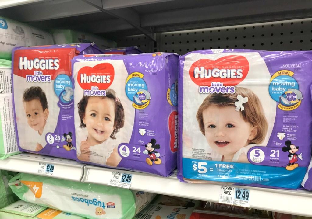 Rite Aid Huggies Diapers