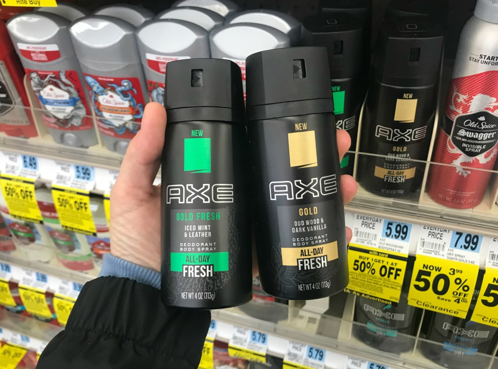 Rite Aid Axe Spray