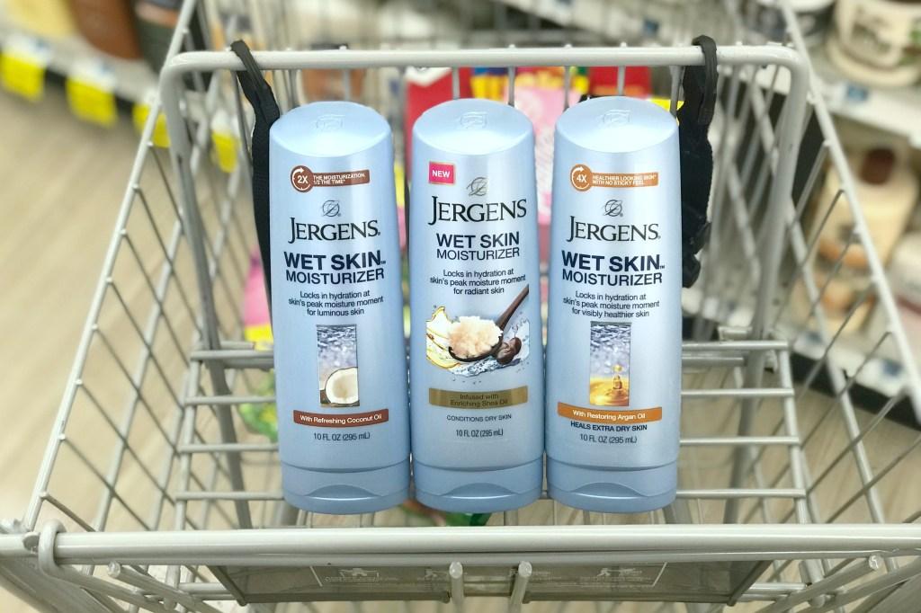 Rite Aid Jergens Wet Skin Moisturizer