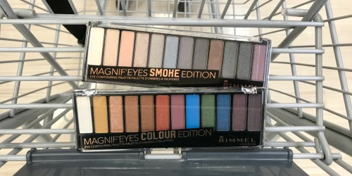 $20 Worth of Cosmetics Only $3.96 After Walgreens Rewards | Includes Rimmel, Maybelline & More