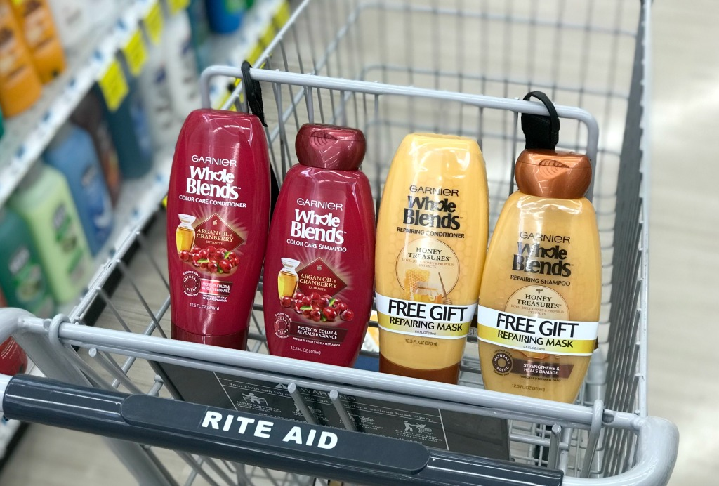 Rite Aid Garnier Whole Blends