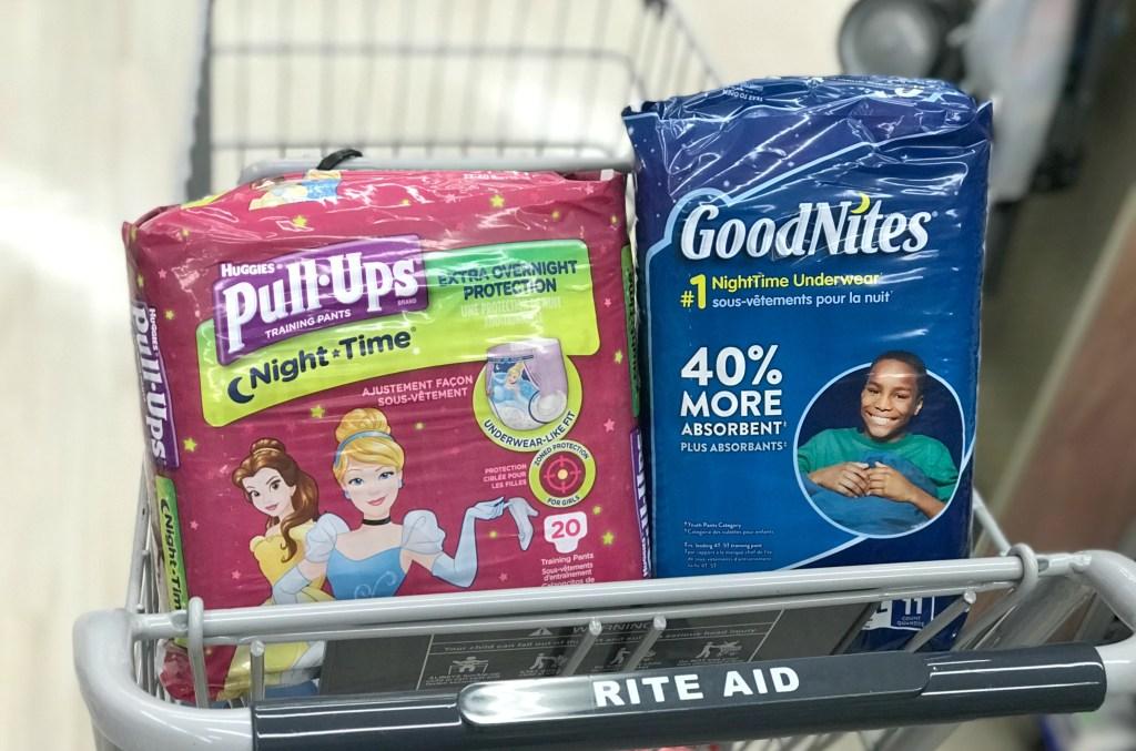Rite Aid Pull Ups Goodnites