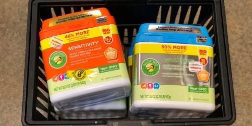 Grab Your Phone & Save $5 On Comforts Baby Formula at Kroger