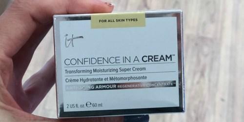 50% Off IT Cosmetics Confidence In A Cream & MAC Mascara