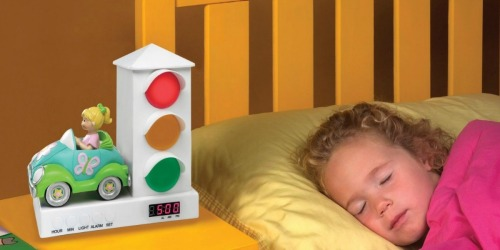 It's About Time Stoplight Alarm Clock & Nightlight For Kids Just $26.99 (Regularly $40)