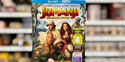 Blu-ray + Digital Movies as Low as $5.67 Each at Best Buy (Regularly $20) & More