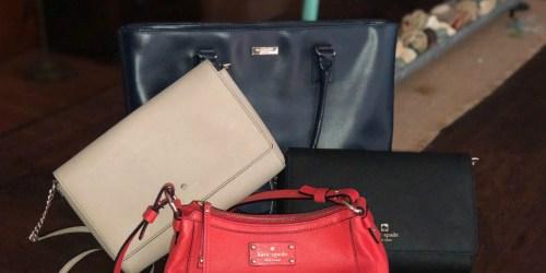 Up to 50% Savings On Kate Spade Handbags & More