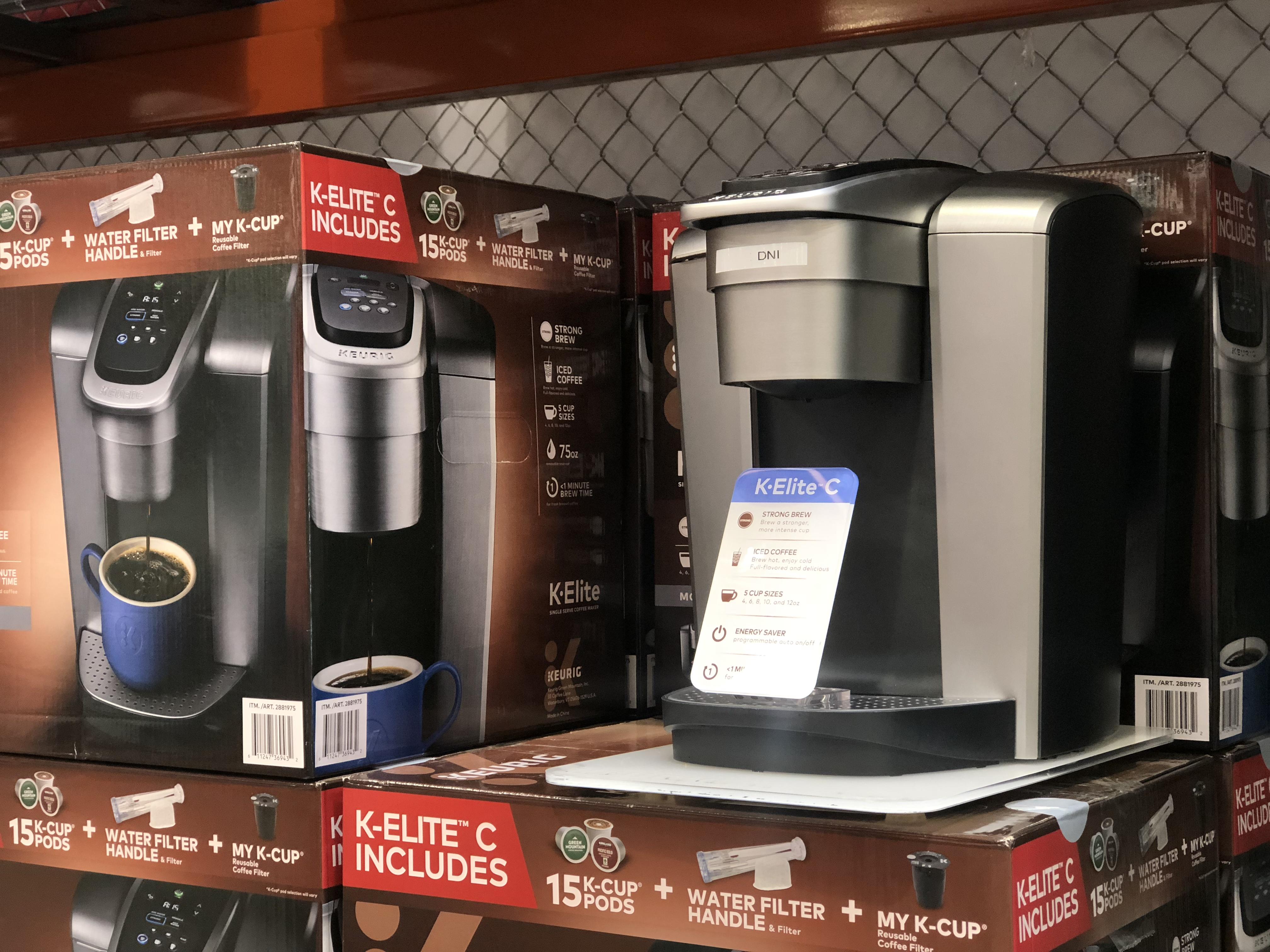 Costco deals October 2018 – Keurig at Costco