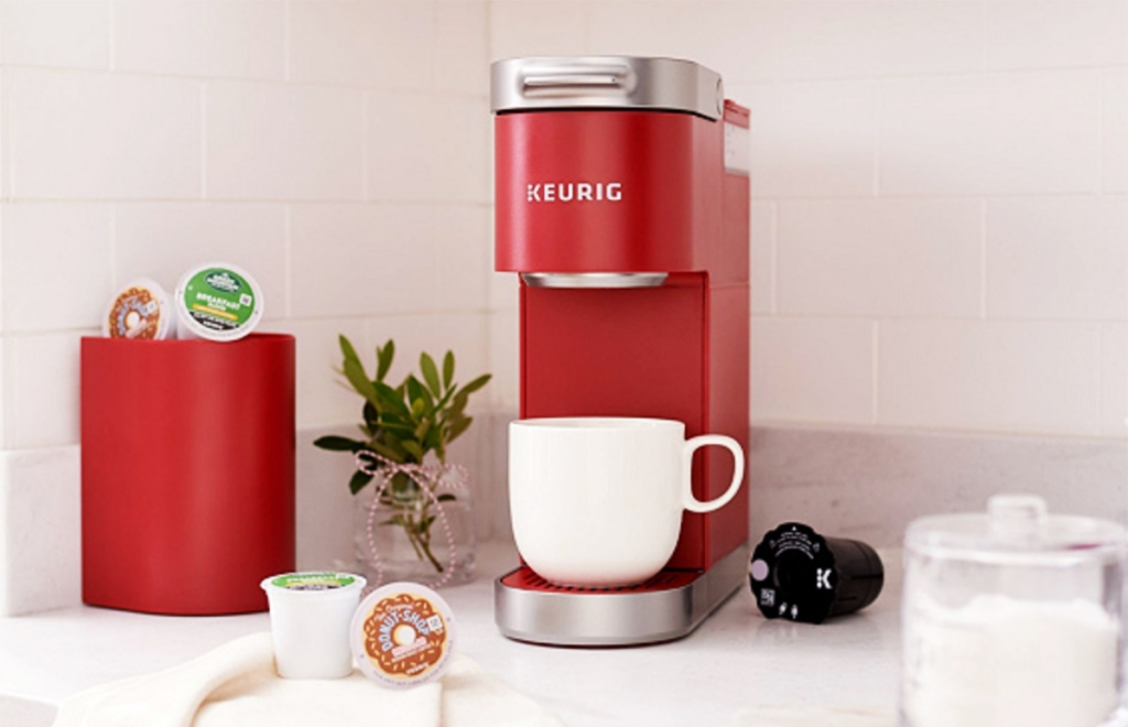 Qvc Keurig K Mini Single Serve Coffee Maker 36 K Cups As Low As